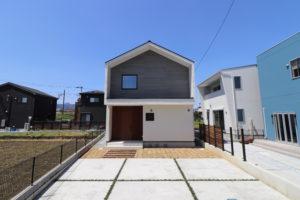 大井町金子デザイナーズ新築建売完売致しました。