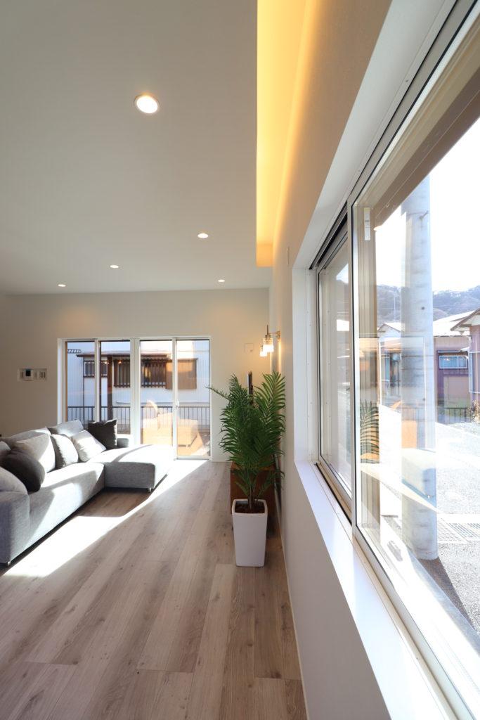 「かっこよさ」「日々実感できる暮らし心地」を追求した個性的な良動線住宅♪