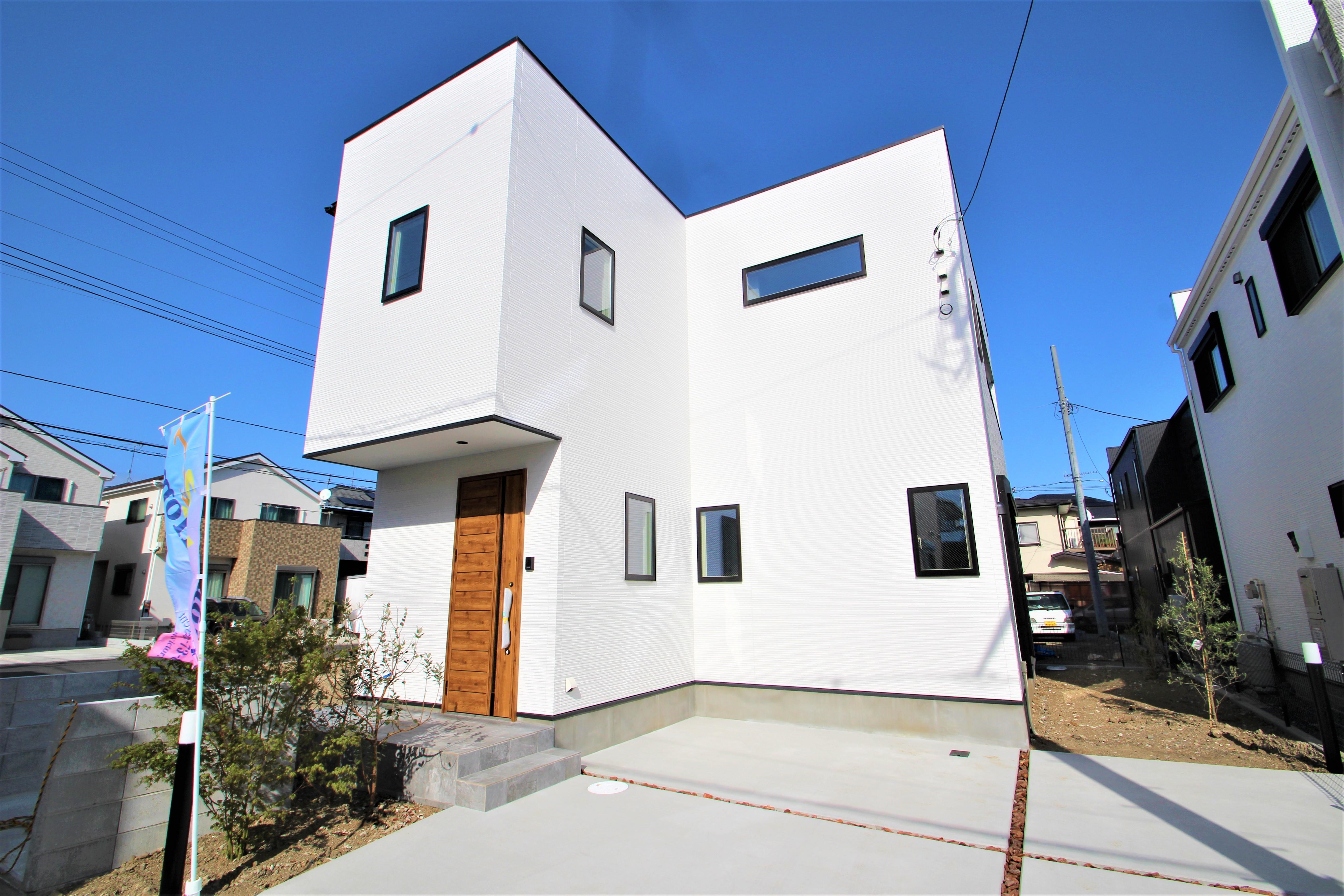 小田原市成田デザイナーズハウス №5